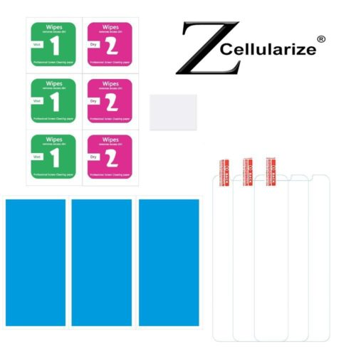 [3 Pack] Cellularize iPhone X Screen Protector Tempered Glass [Lifetime  Replacement Warranty] [Anti-Scratch] [Bubble-Free]
